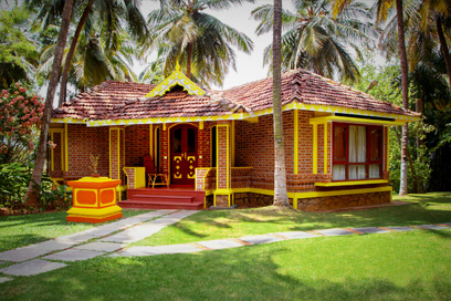 A villa of supreme standard where one feels like an 'Emperor' | Kairali-The Ayurvedic Healing Village