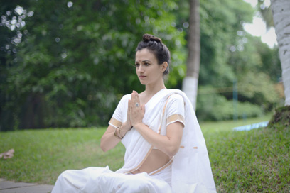 Spearhead of Yoga and Meditation classes at Kairali-The Ayurvedic Healing Village