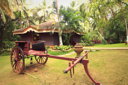 A tour of the health resort | Kairali-The Ayurvedic Healing Village