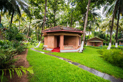 Kairali Healing Village provides with beautifully designed villas for accommodation | Kairali-The Ayurvedic Healing Village
