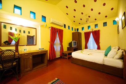 Kairali has various options for accommodation that are comfort-laden | Kairali-The Ayurvedic Healing Village