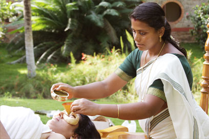 Authentic Ayurvedic Treatment for proper vision | Kairali-The Ayurvedic Healing Village