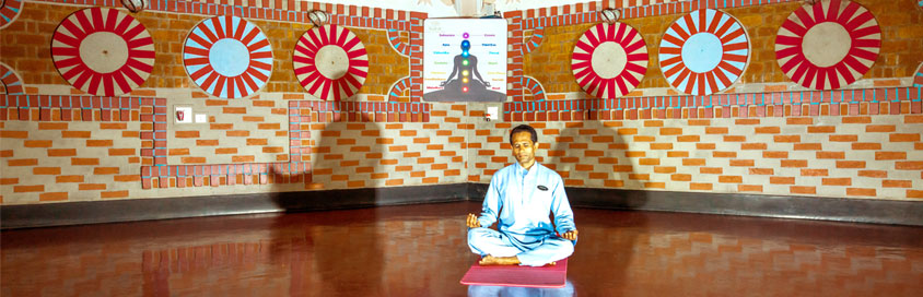 The Yoga Guru spreading light on Yoga and its significance in life | Kairali-The Ayurvedic Healing Village