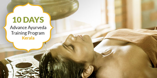 Level One Advance Ayurveda Training Program for Wellness Professionals, Kerala (AATP 1-HV)