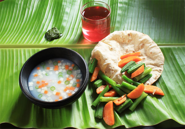 Ayurvedic cuisine for a healthy lifestyle at kairali for Ayurvedic cuisine