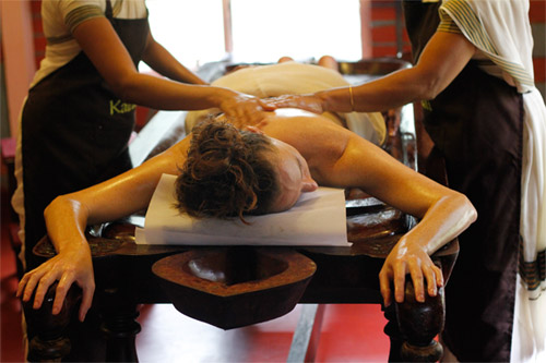 Daily Ayurvedic Massage + Treatments