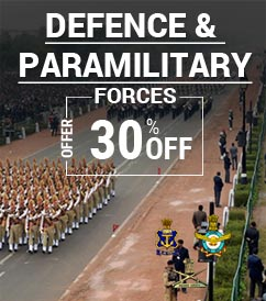 Defense & Paramilitary Personnel get up to 30% OFF
