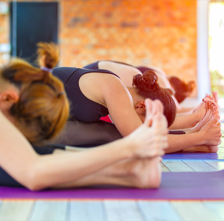 Yoga & Meditation Training Programs
