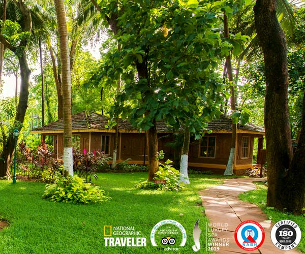 Kairali-The Ayurvedic Healing Village by Trip Advisor