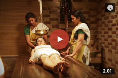 A Glimpse of Kairali-The Ayurvedic Healing Village