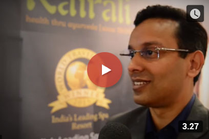 Kairali Director Abhilash KR Interview at ITB, Berlin 2016